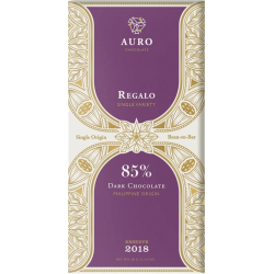 Chocolat noir 85% Regalo Single Variety par Auro