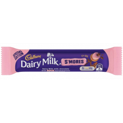 Dairy Milk S'More by CadBury