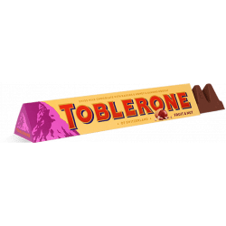 Toblerone Fruit & Nut - Le Toblerone aux raisins sec