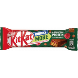 Kit Kat Chunky More Fruit & Hazelnut Bar