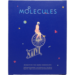 Molécules par Naïve - Chocolat Noir - Bean to bar
