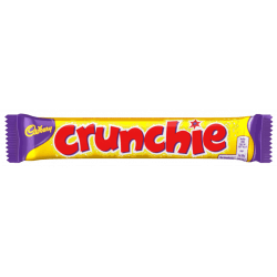 Crunchie bar - barre chocolatée par cadbury